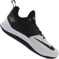 Tênis Nike Fly By Low Ii - Masculino - Branco/Preto
