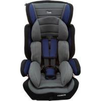 Cadeira Para Auto Cosco Tour - Unissex-Cinza+Azul