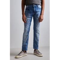 Calça Jeans Tupa Reserva Masculino - Masculino-Azul