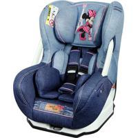 Cadeira Para Auto 0 A 25 Kg Disney Eris Denim Minnie Mouse Azul