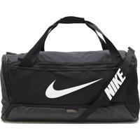 Bolsa Nike Brsla L Duff - 9.0 Preta