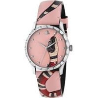 Gucci Relógio 'Le Marché Der Merveilles' - Rosa