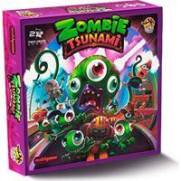 Zombie Tsunami - Jogo De Cartas - Lucky Duck Games