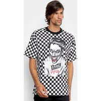 Camiseta Cavalera Joker Masculina - Masculino-Colorido