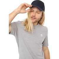 Camiseta Adidas Originals Essential Cinza