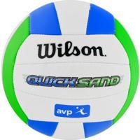 Bola Wilson Quicksand Attack