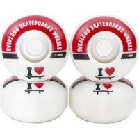 Rodas Everlong Skateboards Love 51Mm - Unissex
