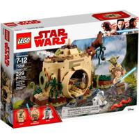 Lego Star Wars Disney Star Wars Cabana Do Yoda Lego - Unissex-Incolor
