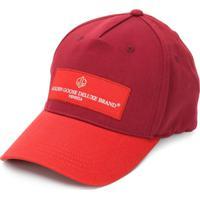 Golden Goose Deluxe Brand Logo Hat - Vermelho