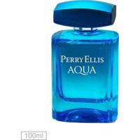 Perfume Aqua For Men Perry Ellis Fragrances 100Ml