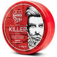 Pomada Killer Qod Barber Shop | Qod Barber Shop | 70G