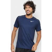 Camiseta Nike Miler Tech Top Masculina - Masculino-Roxo