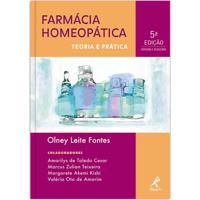 Farmácia Homeopática 5ª Edição Impresso