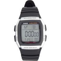 Relógio Casio W96H1Avdf Preto