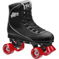 Patins Roller Star 600 Preto - Roller Derby