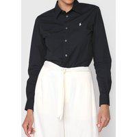 Camisa Polo Ralph Lauren Logo Preta
