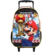 Mochila De Rodinhas Super Mario Kart