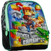 Lancheira Pixel Crash Px7418L Verde