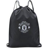 Sacola Manchester United Adidas - Preto+Cinza