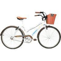 Bicicleta Retrô Aro 26 Track Bikes Confort Classic Plus S/ Marcha Branca