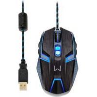 Mouse Gamer Warrior Ambidestro Mo252 Multilaser