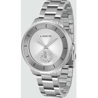 Relógio Feminino Strass Lince Lrmh067L S1Sx