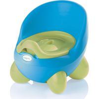 Troninho Infantil 2 Em 1 Learn Style Azul Multikids