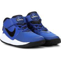 Tênis Infantil Nike Team Hustle Cano Médio Masculino - Unissex