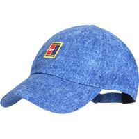 6b76896b6479f ... Boné Nike U Aerobill H86 Cap Crt Wash - Unissex-Azul