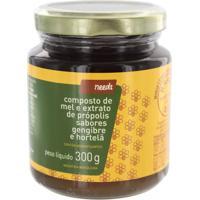 Composto De Mel, Própolis, Gengibre E Hortelã Needs 300G