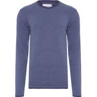 Suéter Masculino - Azul