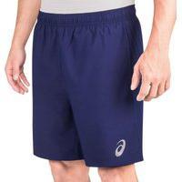Short Asics 2In1 - Masculino - Azul Marinho
