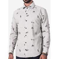 Camisa Raposas 200069