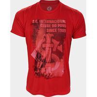 Camiseta Internacional Clube Do Povo Masculina - Masculino