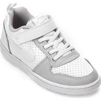 Tênis Infantil Nike Court Borough Low Feminino - Feminino