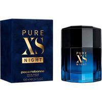 Perfume Paco Rabanne Pure Xs Night Edp Masculino 100Ml - Masculino