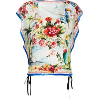 Red Valentino Blusa Forget Me Not - Branco