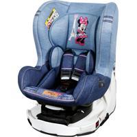 Cadeira Para Auto 0 A 18 Kg Disney Revo Denim Minnie Mouse Azul