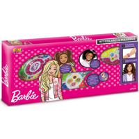 Barbie Kit Colares E Pulseiras Rosa Fun Divirta-Se