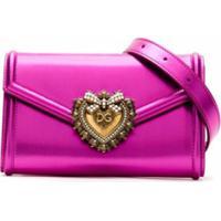 Dolce & Gabbana Pochete Devotion - Rosa
