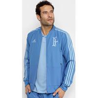 e1772a8c6be44 Netshoes  Jaqueta Palmeiras Adidas Viagem Masculina - Masculino