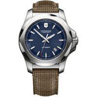 Relógio Victorinox Swiss Army Masculino Couro Marrom - 241834