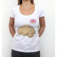 Rosquinha - Camiseta Clássica Feminina