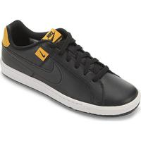 Tênis Nike Court Royale Masculino - Masculino-Preto
