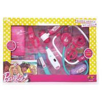 Barbie Kit Medica Médio Rosa Fun Divirta-Se