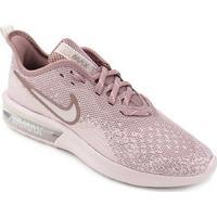 buy popular 25f0b c2f17 ... Tênis Nike Air Max Sequent 4 Feminino - Feminino-Rosa