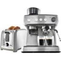 Kit Cafeteira Espresso Perfect Brew E Torradeira Inox Oster - 127V