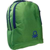 Mochila Para Notebook Benetton File Pack Color 056 72851