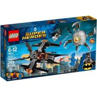 Lego Super Heroes Dc Comics Batman Brother Eye Takedown Lego - Unissex-Incolor