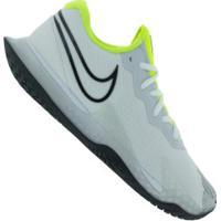 Tênis Nike Air Zoom Vapor Cage 4 Hc - Masculino - Branco/Preto